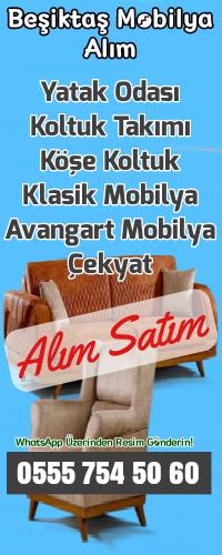 besiktas-ikinci-el-mobilya-alim Beşiktaş İkinci El Beyaz Eşya Alan Yerler