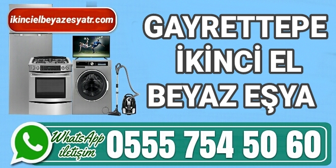 Photo of Gayrettepe İkinci El Çamaşır Makinesi Alanlar