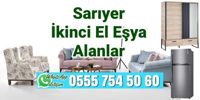 Photo of Sarıyer İkinci El Eşya Alanlar