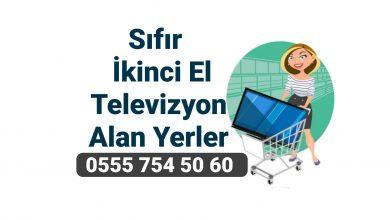 Photo of İkinci El Televizyon Alan Yerler
